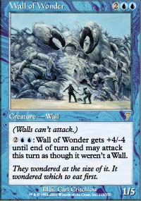 Wall of Wonder - 7th Edition