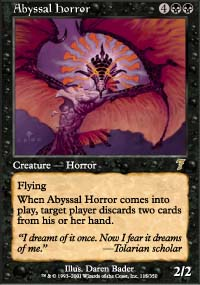 Abyssal Horror - 7th Edition