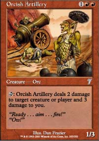 Orcish Artillery - 7th Edition