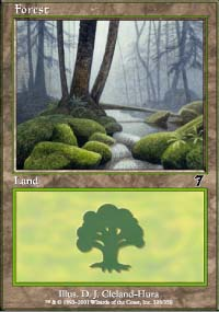 Forest 1 - 7th Edition