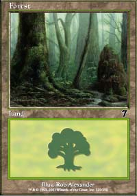 Forest 2 - 7th Edition