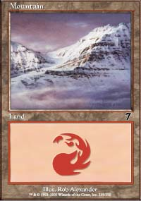 Mountain 2 - 7th Edition