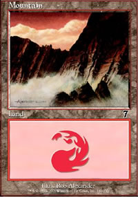 Mountain 3 - 7th Edition
