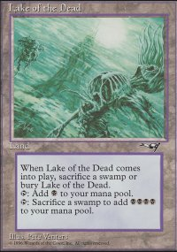 Lake of the Dead - Alliances