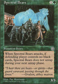 Spectral Bears - Anthologies