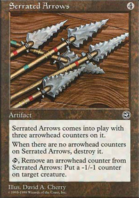 Serrated Arrows - Anthologies
