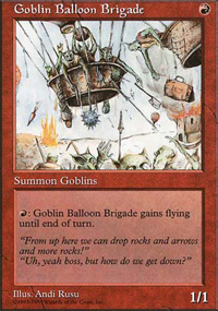 Goblin Balloon Brigade - Anthologies