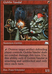 Goblin Vandal - Anthologies