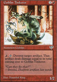 Goblin Tinkerer - Anthologies
