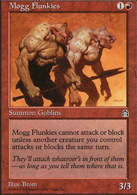 Mogg Flunkies - Anthologies