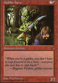 Goblin Hero - Anthologies
