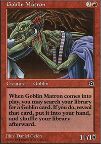Goblin Matron - Anthologies