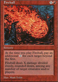 Fireball - Anthologies