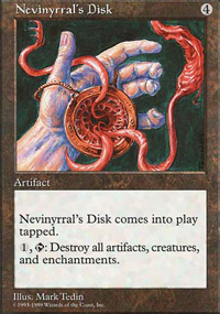 Nevinyrral's Disk - Anthologies