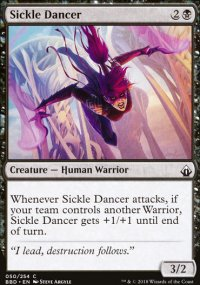 Sickle Dancer - Battlebond
