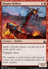 Magma Hellion - Battlebond
