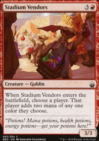 Stadium Vendors - Battlebond