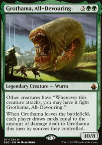 Grothama, All-Devouring - Battlebond