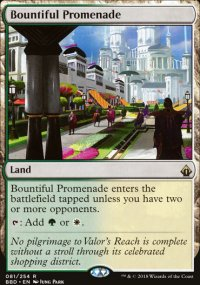 Bountiful Promenade - Battlebond