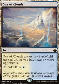 Sea of Clouds - Battlebond