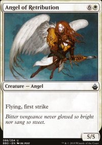 Angel of Retribution - Battlebond