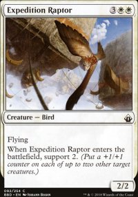Expedition Raptor - Battlebond