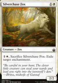 Silverchase Fox - Battlebond