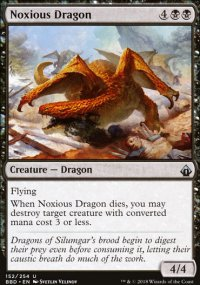 Noxious Dragon - Battlebond