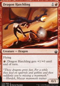 Dragon Hatchling - Battlebond