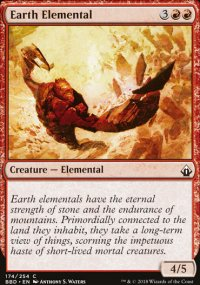 Earth Elemental - Battlebond
