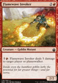 Flamewave Invoker - Battlebond