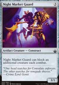 Night Market Guard - Battlebond