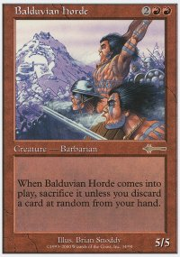 Balduvian Horde - Beatdown