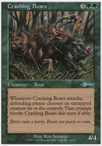 Crashing Boars - Beatdown