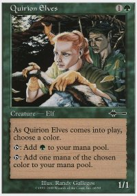 Quirion Elves - Beatdown