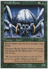 Woolly Spider - Beatdown