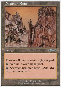 Dwarven Ruins - Beatdown