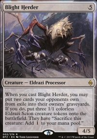 Blight Herder - Battle for Zendikar