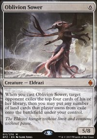 Oblivion Sower - Battle for Zendikar