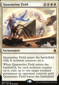 Quarantine Field - Battle for Zendikar