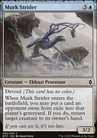 Murk Strider - Battle for Zendikar