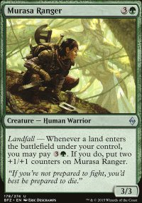 Murasa Ranger - Battle for Zendikar