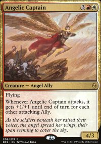 Angelic Captain - Battle for Zendikar