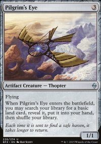 Pilgrim's Eye - Battle for Zendikar
