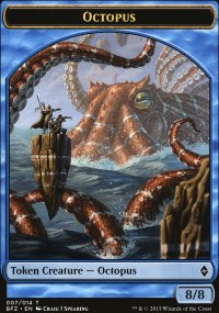 Octopus - Battle for Zendikar