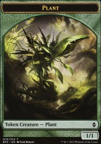Plant - Battle for Zendikar