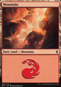 Mountain 2 - Battle for Zendikar