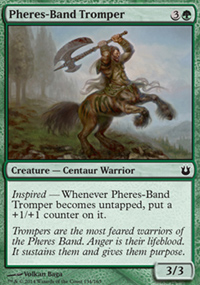 Pheres-Band Tromper - Born of the Gods