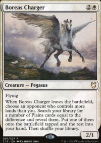 Boreas Charger - Commander 2018