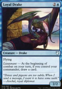 Loyal Drake -
